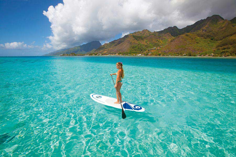 Best Hawaii Island For Paddleboarding
